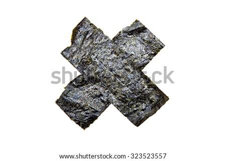 plus minus multiply divide icon from algae - stock photo