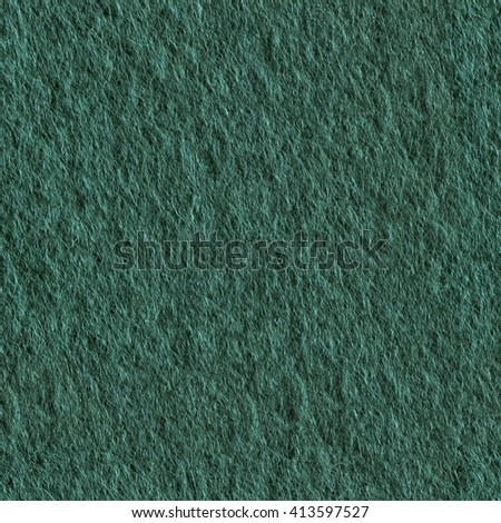 Poker table felt background in green color. Seamless square texture. Tile ready. - stock photo