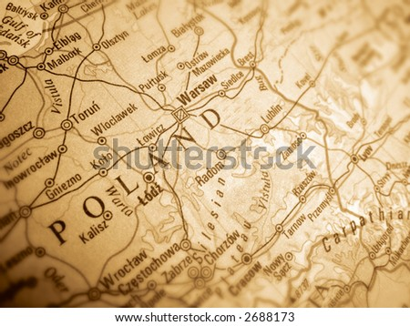 Poland - stock photo