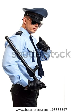 An Essay on The Policeman for School Students