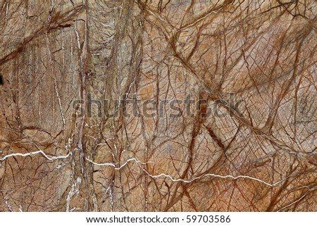 Polished marble slab background - stock photo