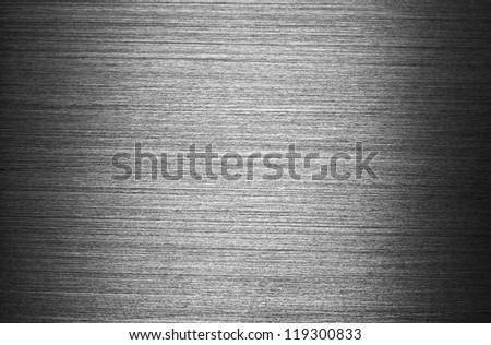 Polished Metal Texture - stock photo