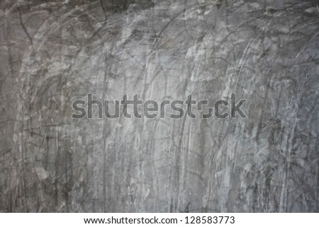 Polished plaster wall background - stock photo