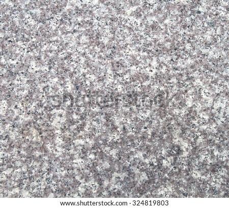 Polished sandstone wall surface - stock photo