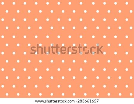 Polka Dots - stock photo