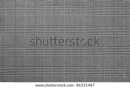 Polyester background textile - stock photo