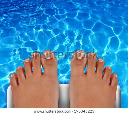 Closeup Edge Feet Stock Photos Images Amp Pictures
