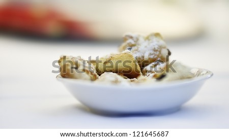 Poppy buns - stock photo