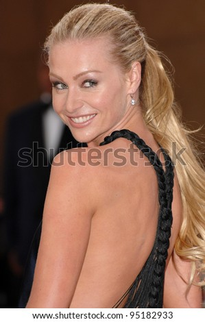 Portia De Rossi at the 79th Annual Academy Awards at the Kodak Theatre, Hollywood. February 25, 2007  Los Angeles, CA Picture: Paul Smith / Featureflash - stock photo