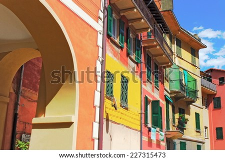 Portofino - stock photo