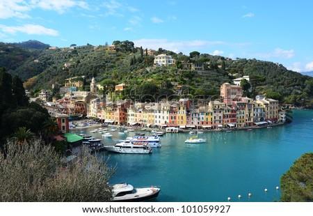 Portofino, Italy - stock photo