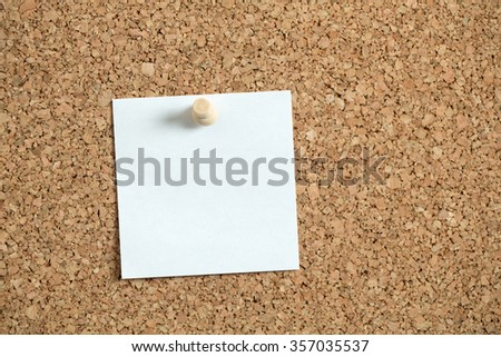 Post It - stock photo