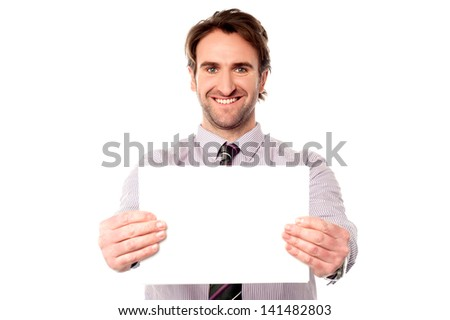 Post your ad here for targeted visitors - stock photo