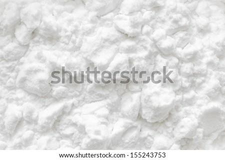 Potato starch - stock photo