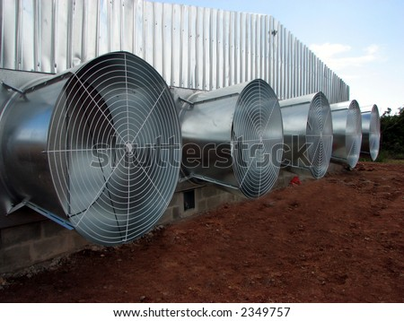 Poultry House Fans Poultry House Fans
