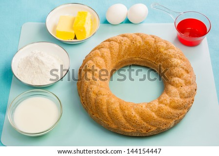 Ingredients In Stocks Pound Cake