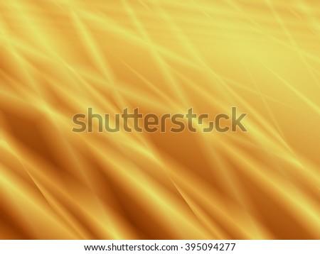 Power golden stream crazy abstract wallpaper pattern - stock photo