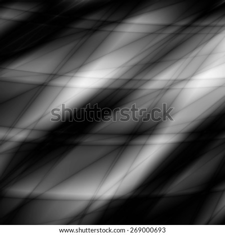 Power monochrome dark unusual template design - stock photo