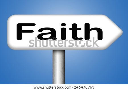 pray for jesus and believe in god and the holy bible have trust and faith - stock photo