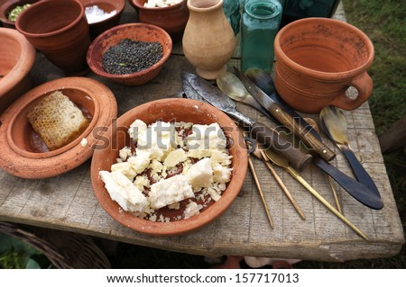 Gaul stock photos images pictures shutterstock for Ancient roman cuisine