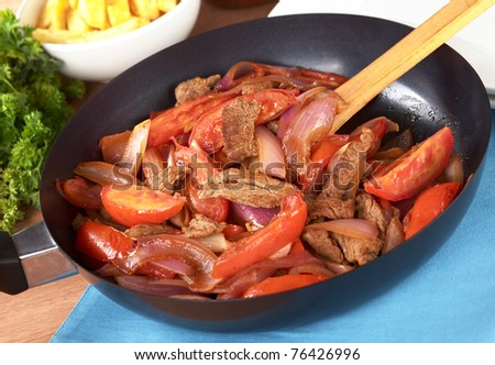 Peruvian food stock photos images pictures shutterstock for Art of peruvian cuisine