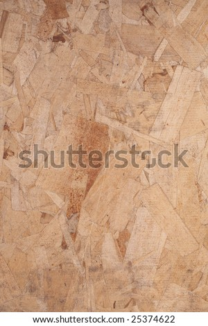 Pressed wood background texture - stock photo