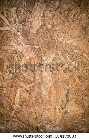 Pressed wood texture - stock photo