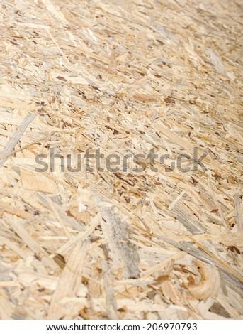 pressed wood texture 1 - stock photo