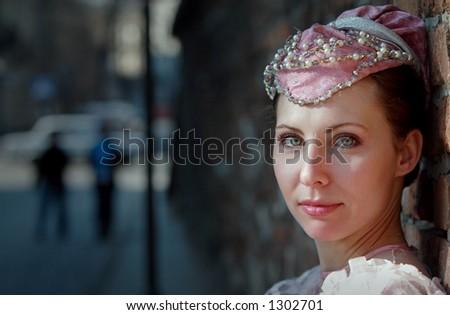 Princess - stock photo