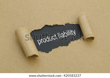 products liability torts essay