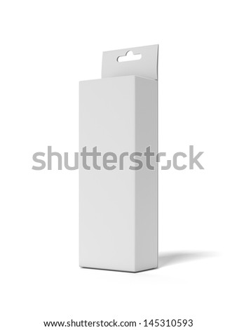 product packaging - stock photo