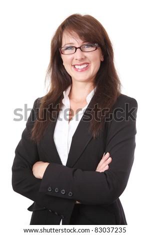 Professional woman - stock photo