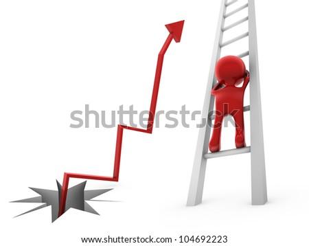 profit objective - stock photo