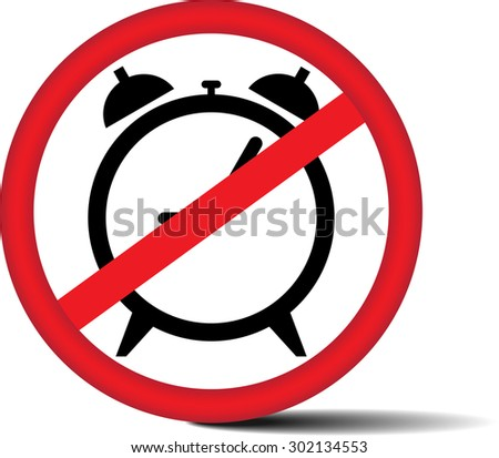 http://thumb101.shutterstock.com/display_pic_with_logo/2027762/302134553/stock-photo-prohibition-traffic-sign-meaning-no-alarm-clock-mechanical-clock-time-icon-302134553.jpg