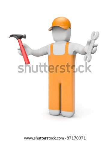 Proposal of service - stock photo