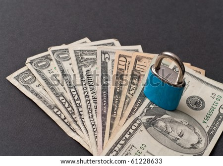 Protect Your Investments - stock photo