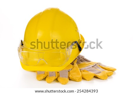 protective clothing - stock photo