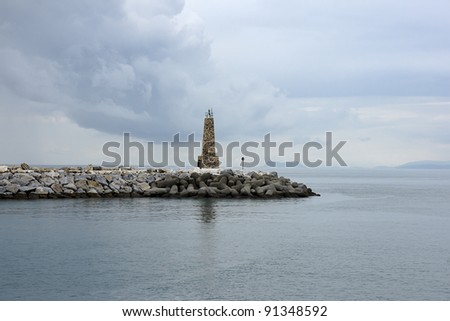 Puerto Banus in Marbella - stock photo