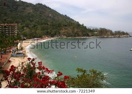 Puerto Vallarta Coast, Mexico - stock photo