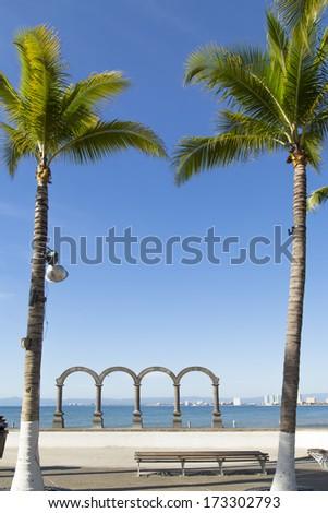 Puerto Vallarta, Mexico - stock photo