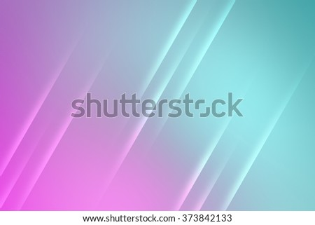 Purple and blue colors with lines used to create abstract background - stock photo