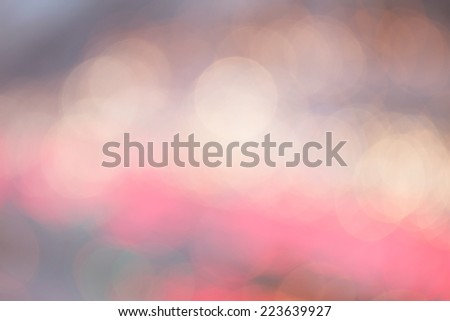 purple, blue and pink pastel colorful background bokeh blurred  - stock photo