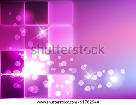 Purple elegant background - stock photo