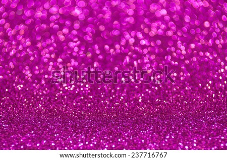 purple glitter christmas abstract background - stock photo
