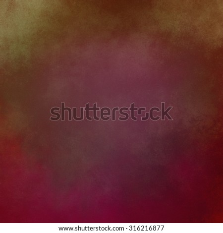 purple pink and green background with vintage texture - stock photo