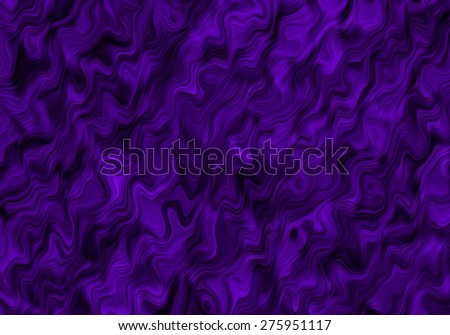 Purple Ripples Abstract Background Bitmap Illustration - stock photo