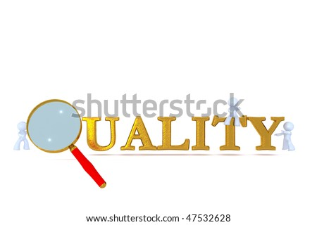Quality Inspection - stock photo