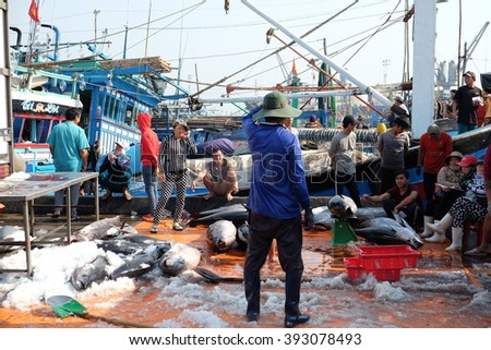 Tuna Business Stock Photos Images Pictures Shutterstock
