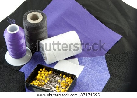 Quilts - stock photo