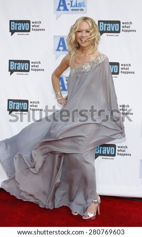 Rachel Zoe at the 2009 Bravo's A-List Awards held at the Orpheum Theatre in Los Angeles on April 5, 2009.  - stock photo